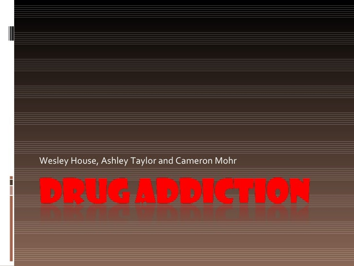 Wesley House, Ashley Taylor and Cameron Mohr