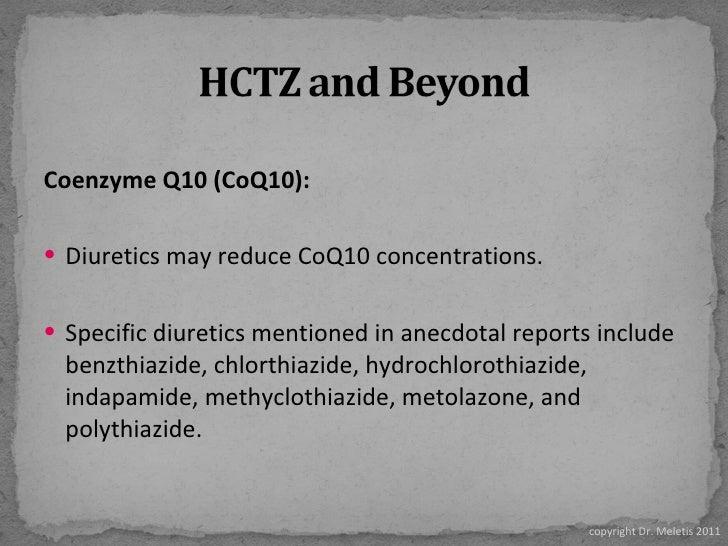 Drug Nutrient Depletion by Dr. Meletis