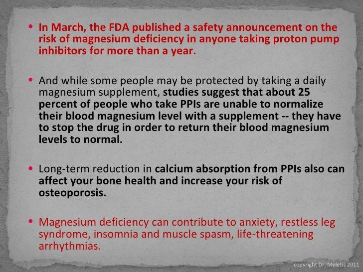 Drug Nutrient Depletion By Dr Meletis
