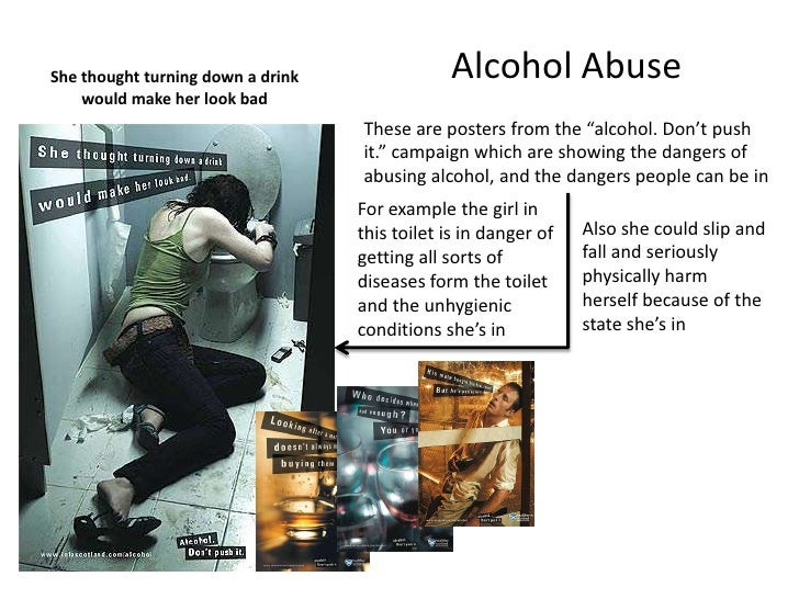 an introduction to the alcohol and its abuse The national institute on alcohol abuse and alcoholism (niaaa)  men may be  at risk for alcohol-related problems if their alcohol.