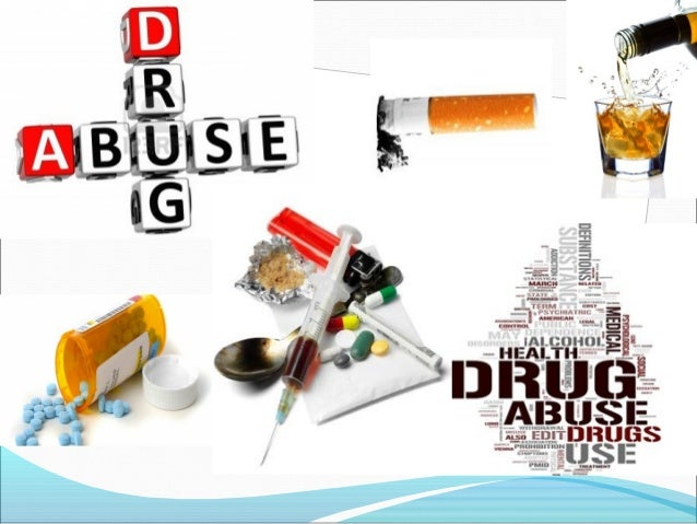 Drugs – What they Are and What they Do ?  A drug, is any substance that, when absorbed into the body of a living organism,...