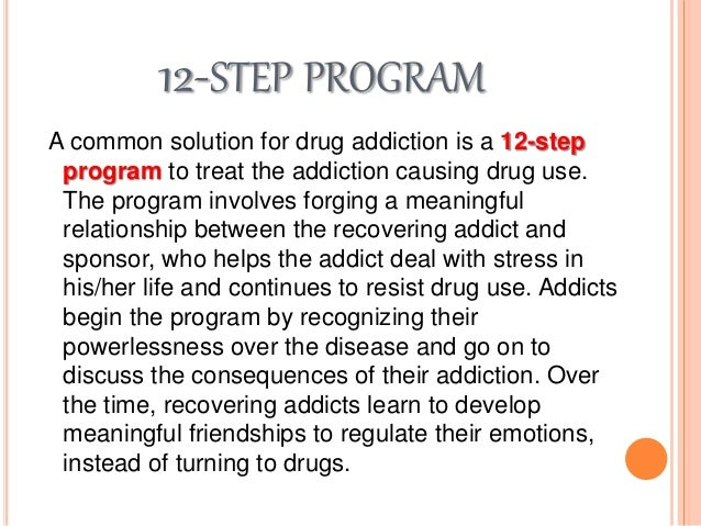 Teen Drug Abuse and Recovery
