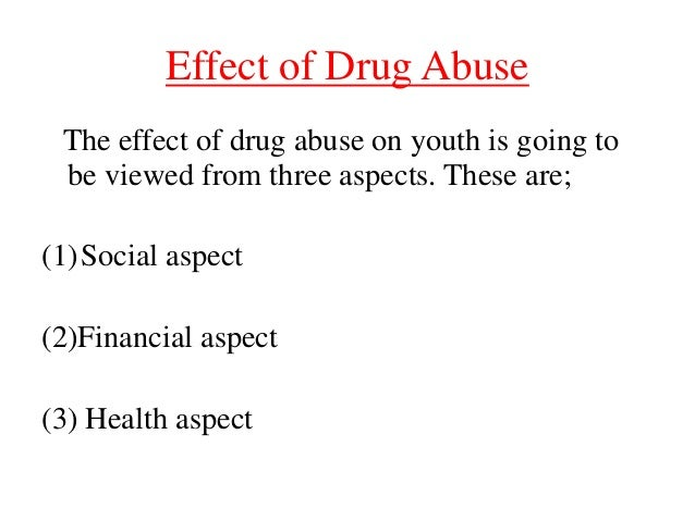 Defining Substance Abuse & Addiction