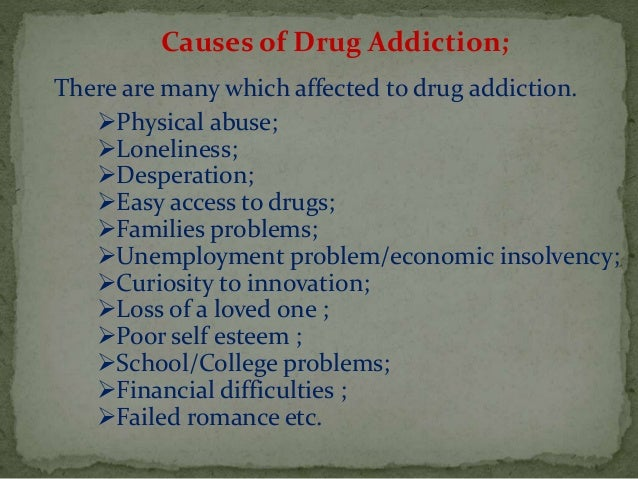 Drug Abuse : Concepts, Prevention, and Cessation