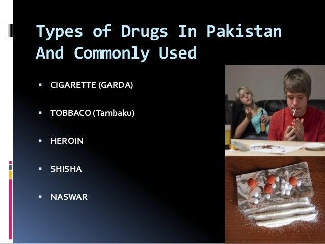 Essay on drug addiction in pakistan