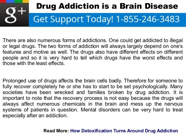 addiction as a disease Understanding addiction as a disease addiction was officially declared a treatable disease in 1956 by the american medical association however, the notion that addiction is simply a behavioral problem persists, and it can be difficult for loved ones and even the individual suffering to view.