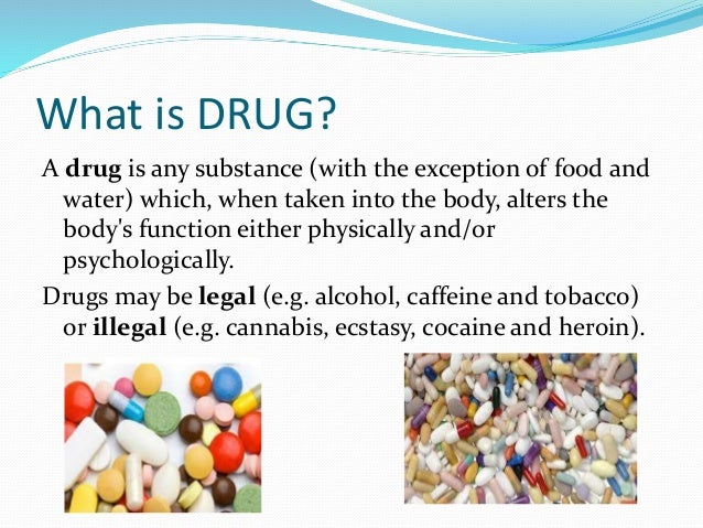 Essay awareness of heroin