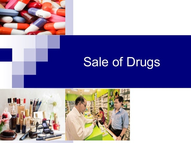  Drug store: It means a licensed premises for the sale of drug who do not require the services of a qualified person.  C...