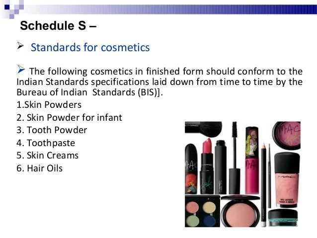 Schedule V Standards for patent and proprietary medicines and for patent and proprietary medicines containing vitamins