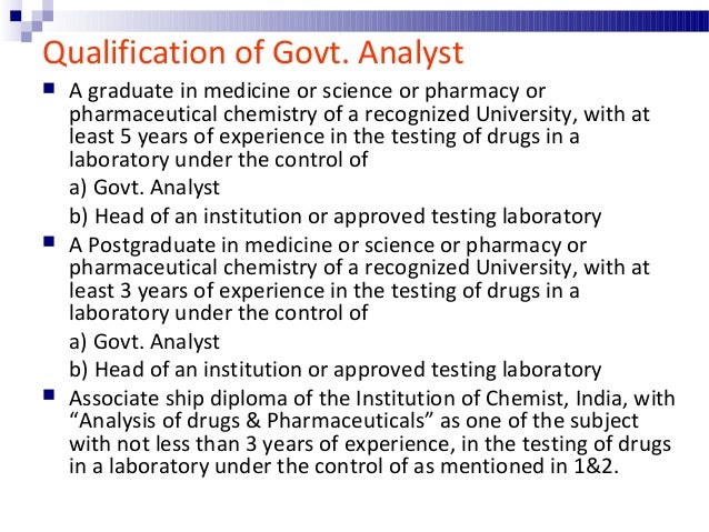 Pharmacopoeial drugs Reference to specific test and source Patent or proprietary medicines for which pharmacopoeial tests ...