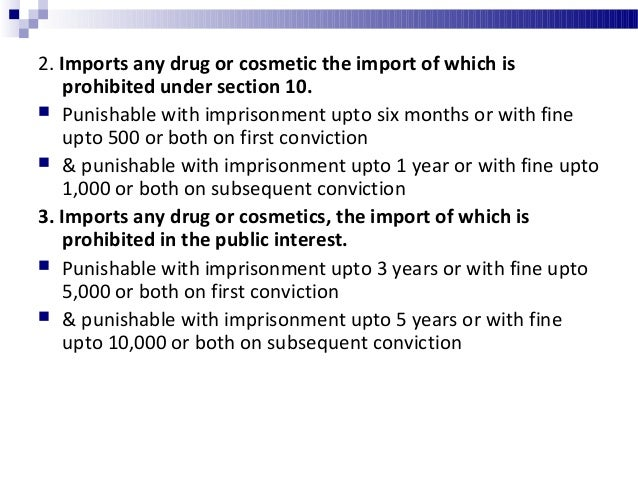 Manufacture of drugs  Definition  Manufacture in relation to any drug or cosmetics includes any process or part of proce...