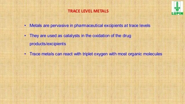 impurity profiling of pharmaceuticals pdf