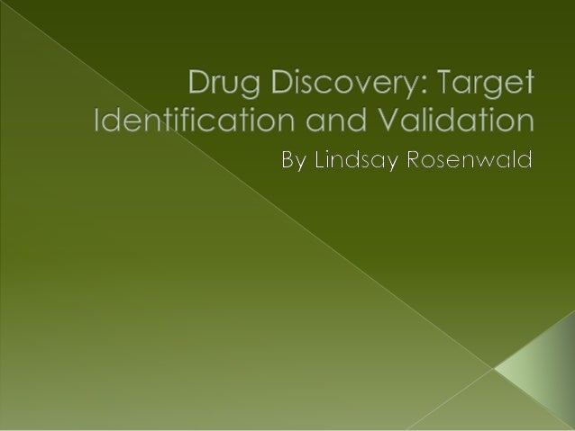  For many years, pharmaceutical research  companies have developed new drugs  using a standard drug discovery process.  T...