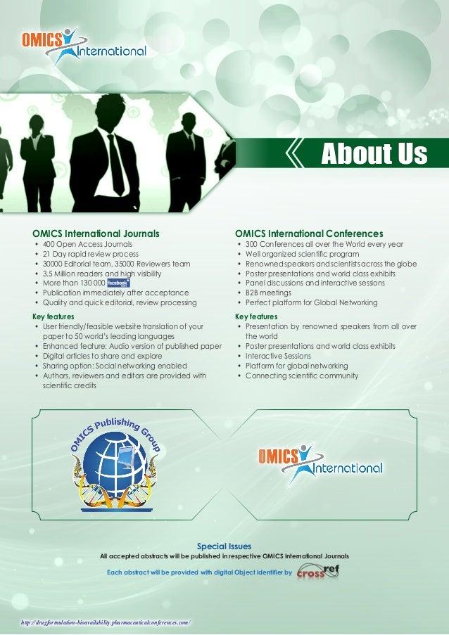 Drug formulation 2016-brochure