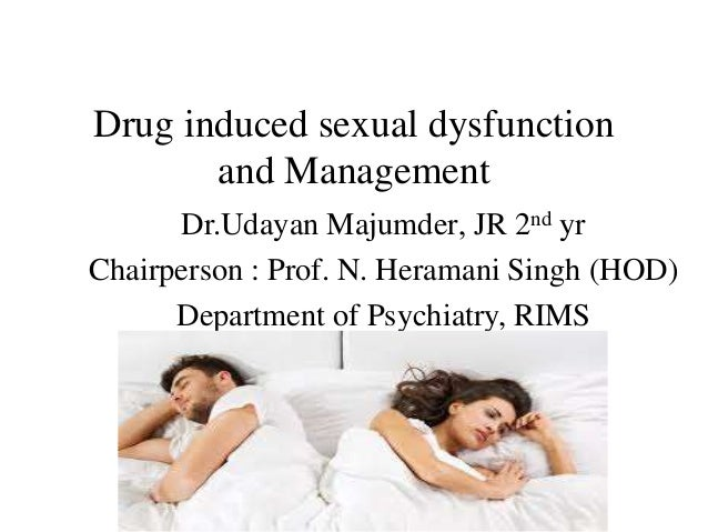 Effexor sexual dysfunction women