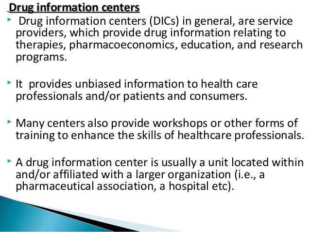 16 pharmacist - Drug Information Pharmacist