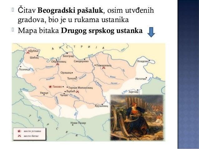 Istorija Drugi Srpski Ustanak