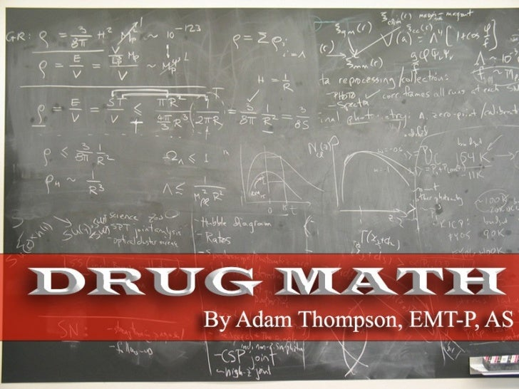 Lesson One• Lesson 1 will consist of a basic math  review.• All drug calculations can be simplified  using basic math.