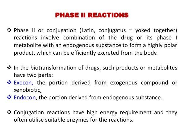 3. Conjugation with methyl group/ Methylation : Conjugation with methyl group (methyl conjugation or  methylation) involv...