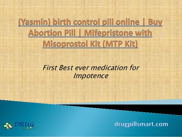 First Best ever medication for Impotence