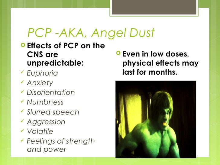 How Much Do You Guys Know About Angel Dust Ign Boards