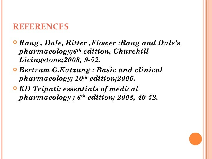 rang and dale pharmacology pdf online