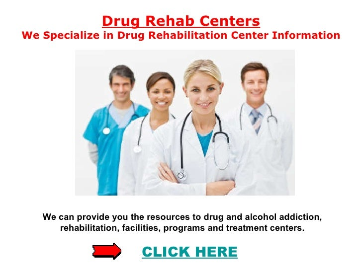 Drug Rehab Centers We Specialize in Drug Rehabilitation Center Information We can provide you the resources to drug and al...