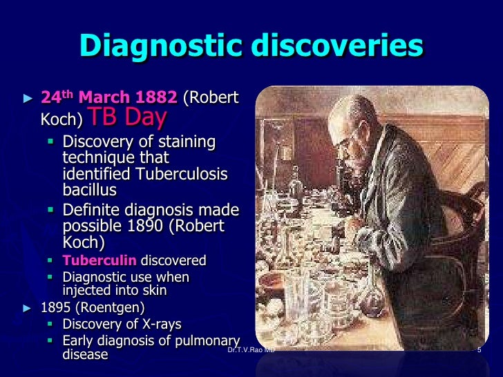 Scientists who discovered antituberculosis drugs
