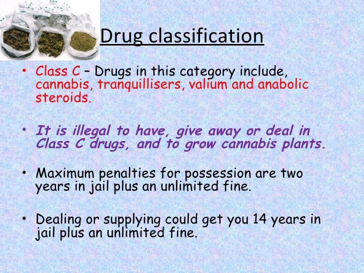 1 why are drugs classified in the Guide to the classification of drugs drugs are classified in the united states depending on the substance's inherent characteristics and the side effects.