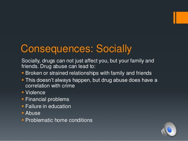 social and mental effects to broken
