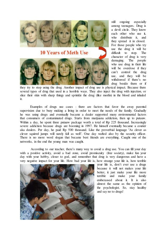 Drugs abuse article