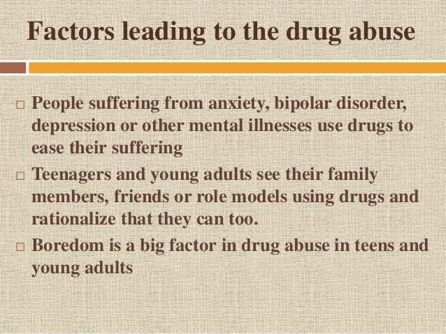 psychology and drugs Biological causes of addiction  drug seeking and cravings: addictions' effect on the brain's reward system  recovery from addiction: the psychology of.