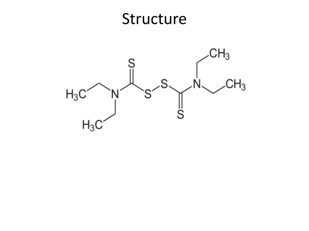 Disulfiram Like Reaction Antibiotics
