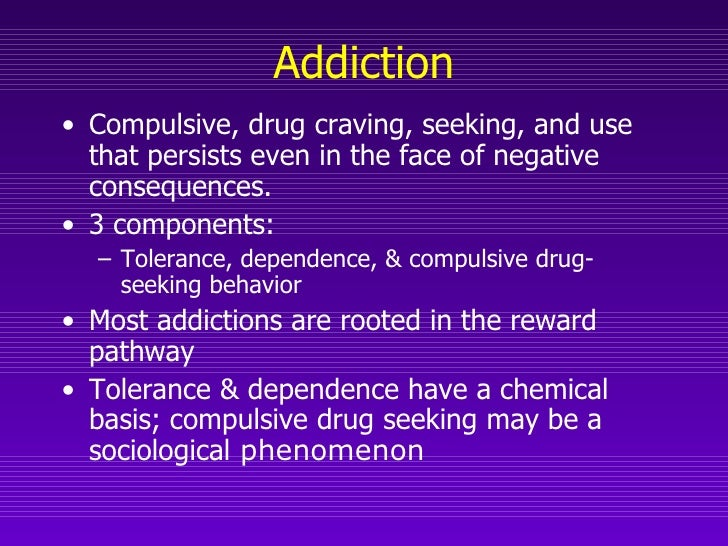 part2 addiction 1 drugs and the brain part 2 addiction