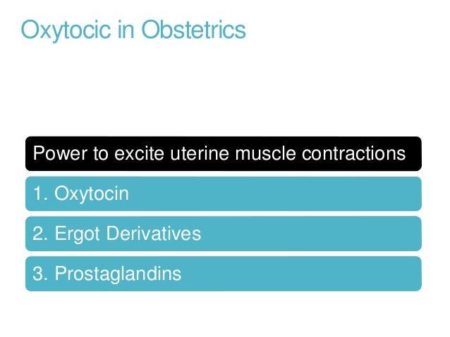 Drugs in obstetrics Slide 3