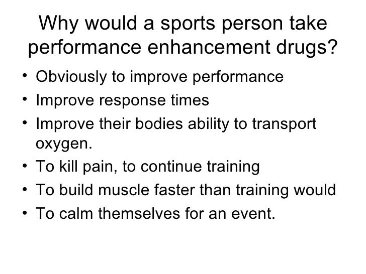 Sport's war on drugs is being lost on many fronts