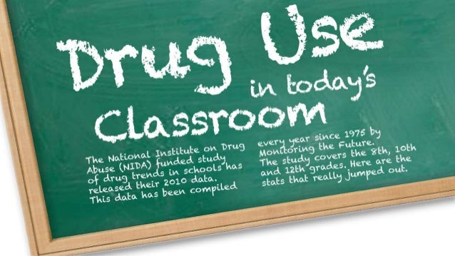 Drugs in the classroom