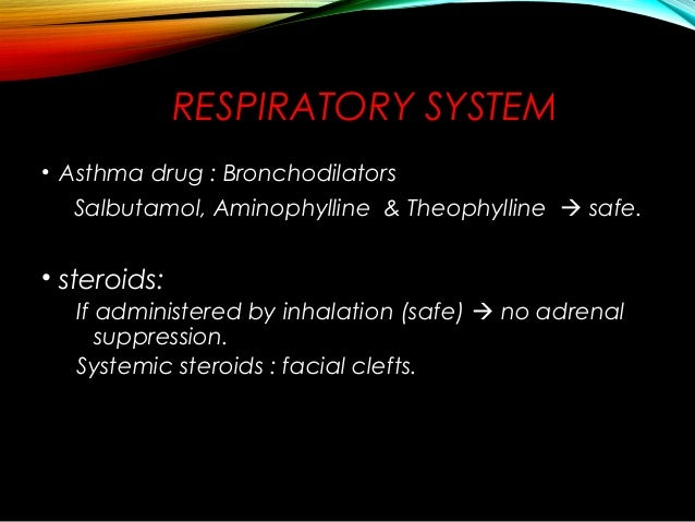 ANTIBIOTIC DRUGS • Tetracycline; after 4th month of pregnancy it enters the fetal circulation, chelates with Ca & deposits...