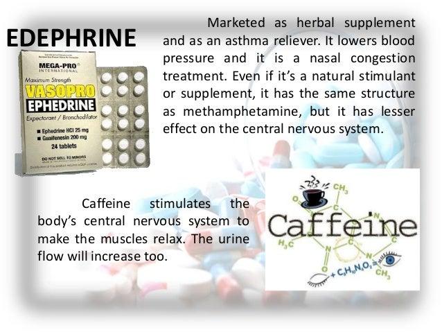 DRUGS (Sedatives, Solvents, Stimulants)