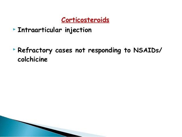 Probenecid  Inhibits the active renal tubular reabsorption of uric acid promotes its excretion  Prevents formation of ne...