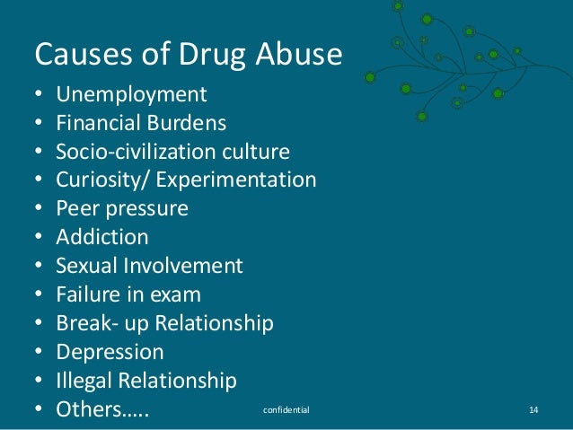 drug trafficking causes consequences  tradition 13confidential 14 causes of drug