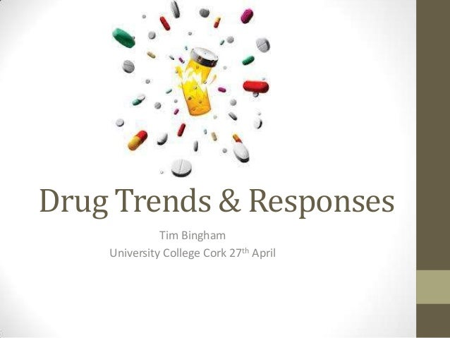 Drug Trends & Responses Tim Bingham University College Cork 27th April
