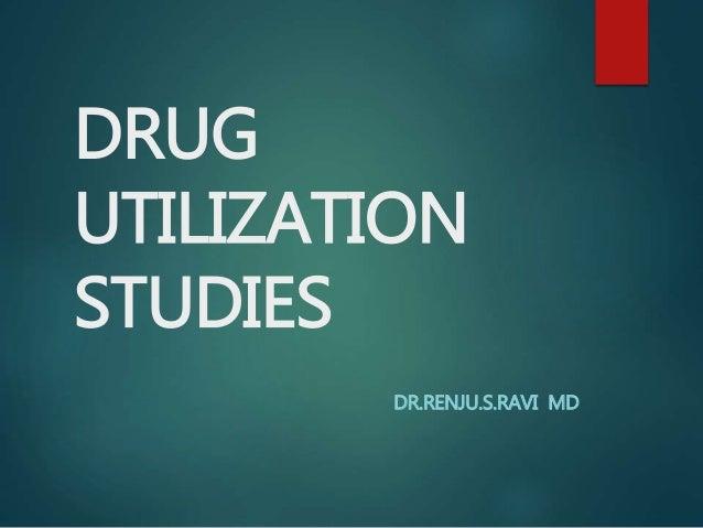 Drug Utilization among Island Dwellers in Bayelsa State ...