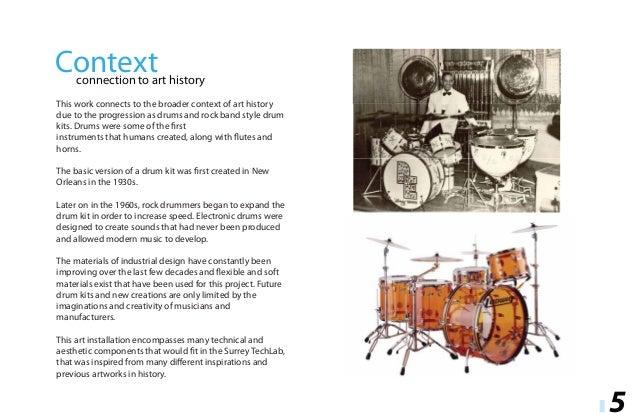 Drum Morphium Concept