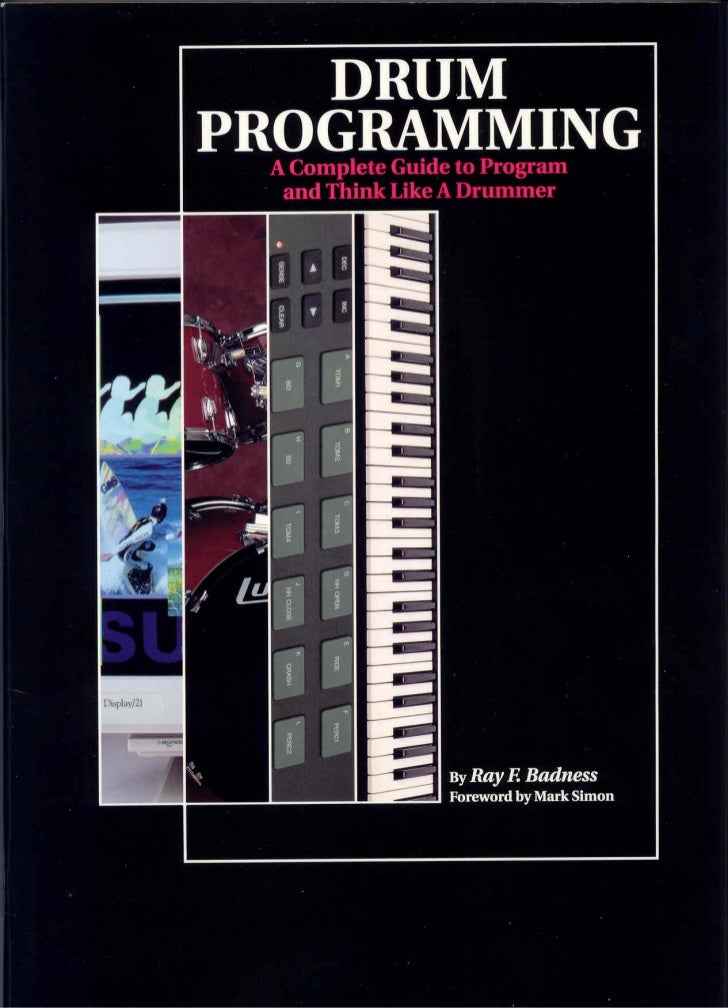 drum programming a complete guide pdf