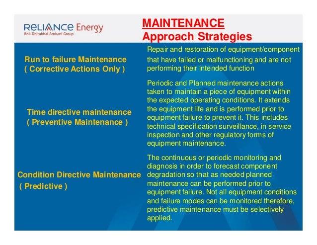 Transformer Maintenance Ppt Presentation
