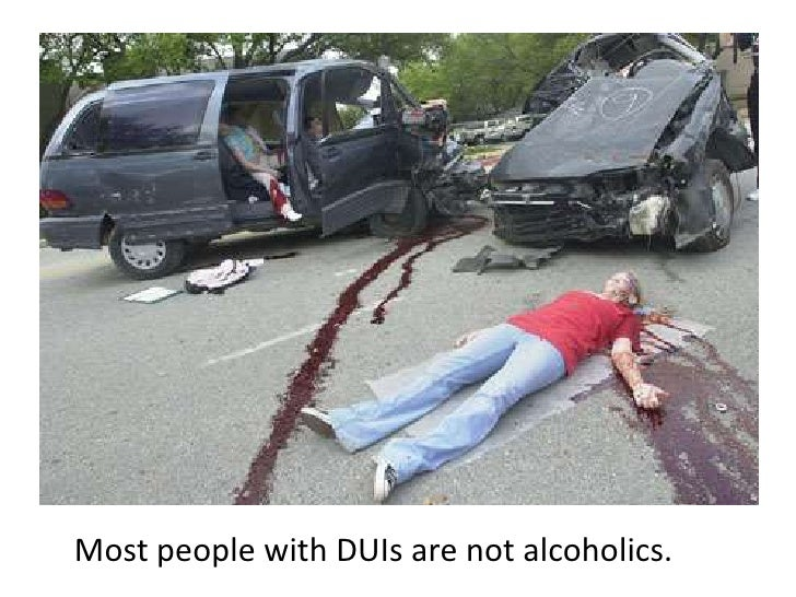 Deaths From Drinking And Driving
