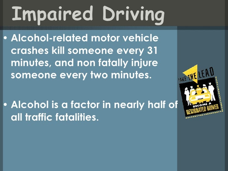 Drunk driving for Motor vehicle crashes cost american