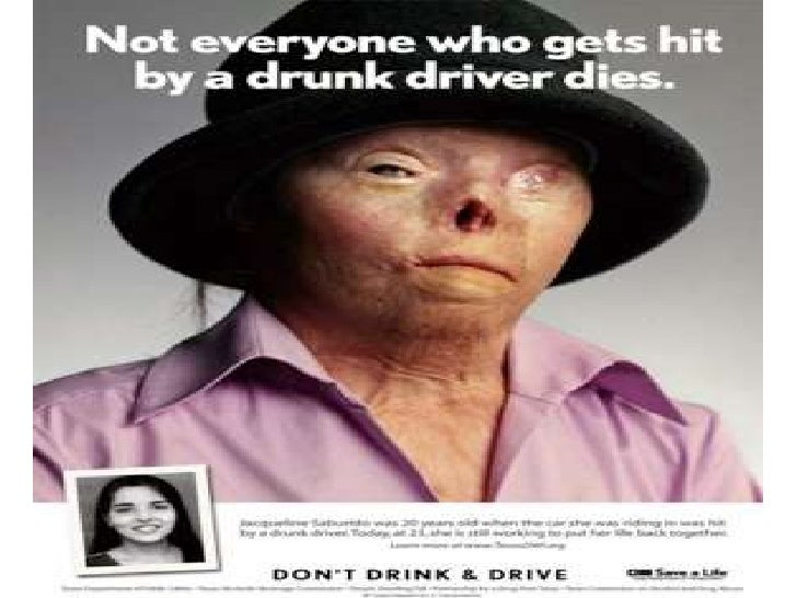 don t drink and drive essay