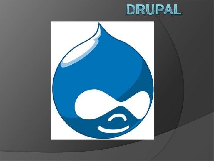 Drupal<br />